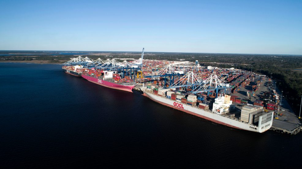South Carolina Ports sees record cargo volumes in 2019 FY