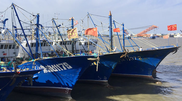 China fishing vessel safety workshop takes a look at treaty ratification