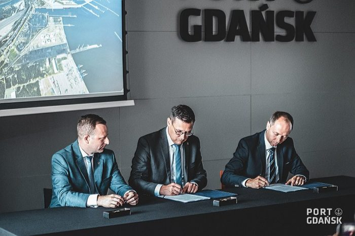 Port of Gdansk Authority moves forward with construction of Central Port