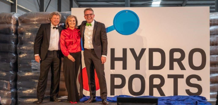Hydroports to develop hydrogen cluster in Netherlands