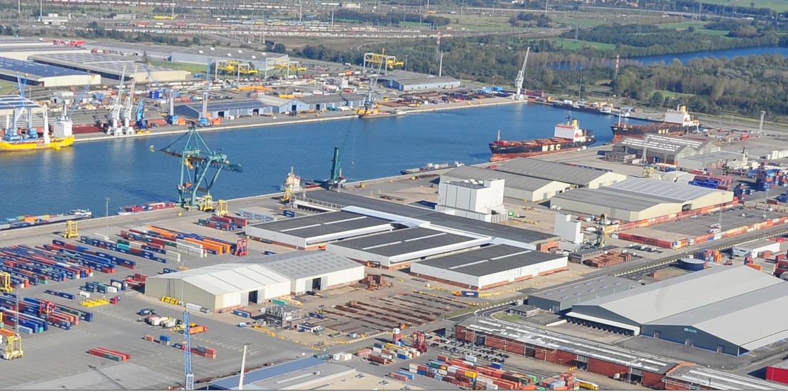 How the Port of Antwerp prepares for Brexit