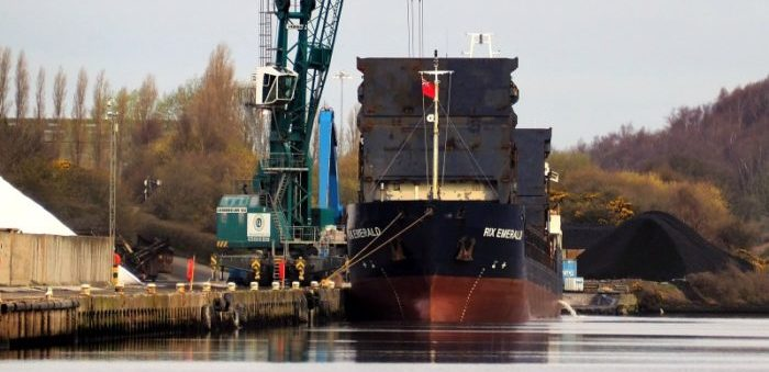 UK MCA boards cargo that departed Sweden without permission