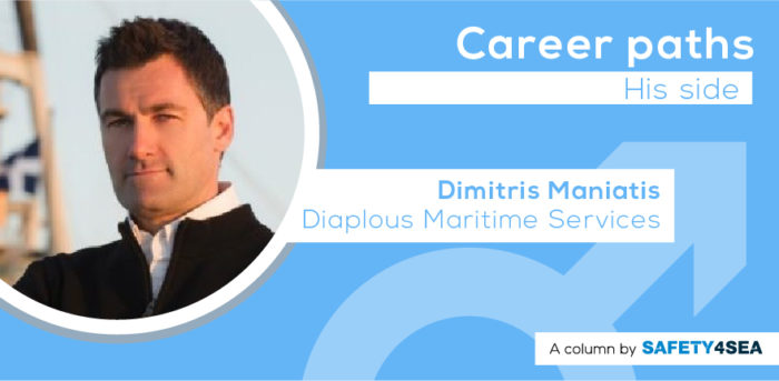 Career Paths: Dimitris Maniatis, Diaplous