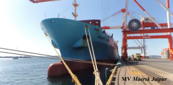 Failure of safely securing equipment fatally injures crew