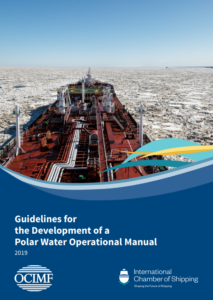 New guidelines for developing a Polar Water Operational Manual