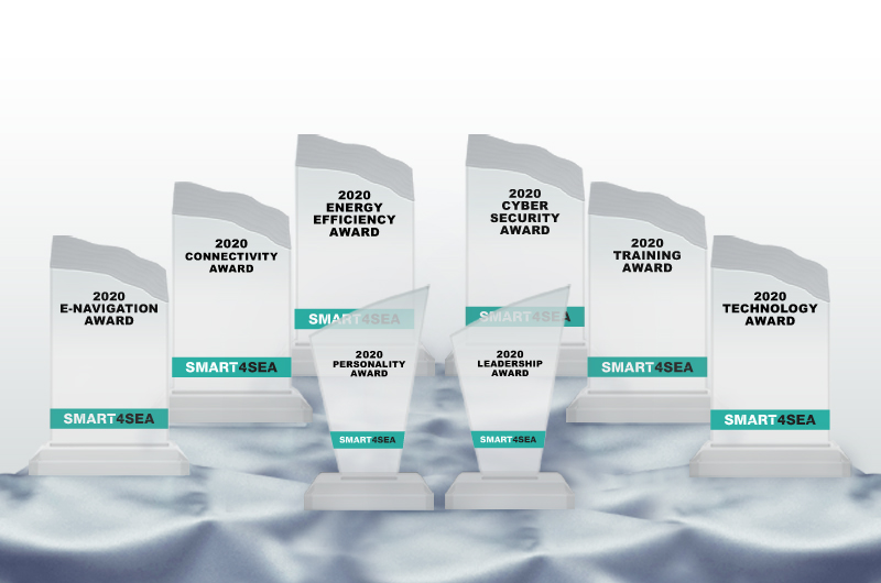 Shortlisted nominees announced for 2020 SMART4SEA Awards