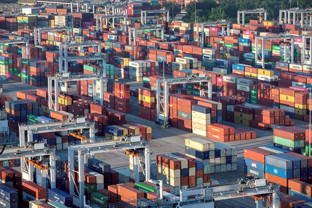 Port of Savannah continues to see growing container volumes