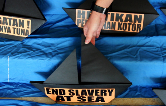 Dec. 10: Human Rights Day focuses on modern slavery
