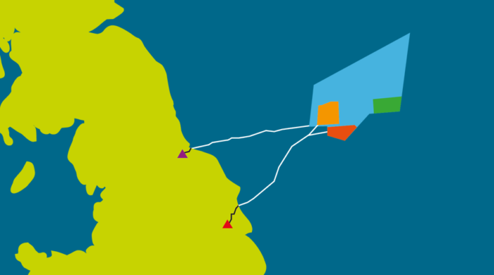 Construction starts for world's largest offshore wind farm