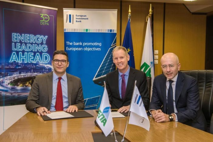 Greece, EIB agree on financing for Eastern Mediterranean's first LNG bunkering vessel