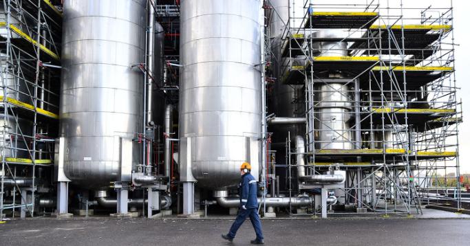 Port of Rotterdam hosts the largest EU biorefinery