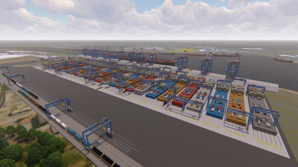 Infrastructure Australia stress need for deep water ports to host larger ships