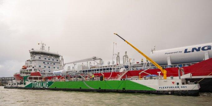 Titan LNG continues operations following COVID-19 precautionary measures