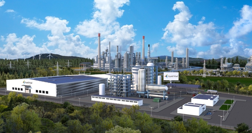 Power-to-Fuel project to convert CO2 into carbon neutral fuel