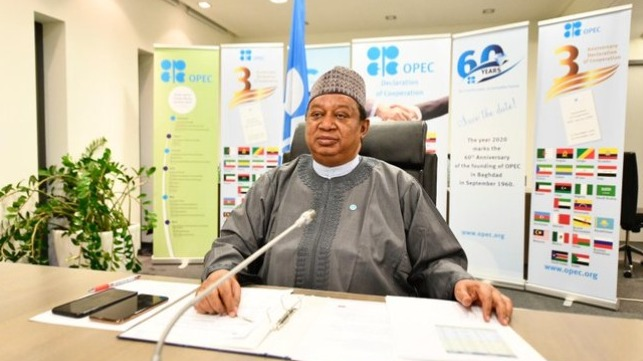 OPEC+ agrees largest ever oil output cut of 9.7 million bpd