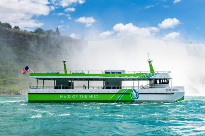 First US electric passenger ships start operation