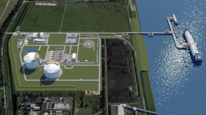 LNG infrastructure necessary for Germany's energy transformation