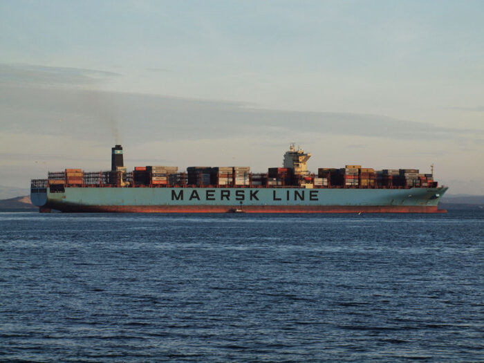 MSC to cover the damage costs related to Maersk Elba fire