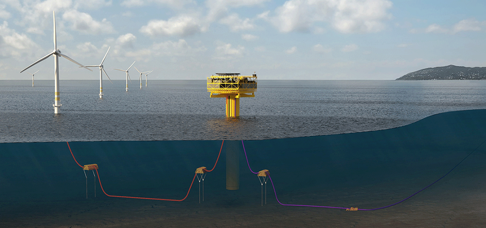 Norway funds pilot of green hydrogen offshore energy system