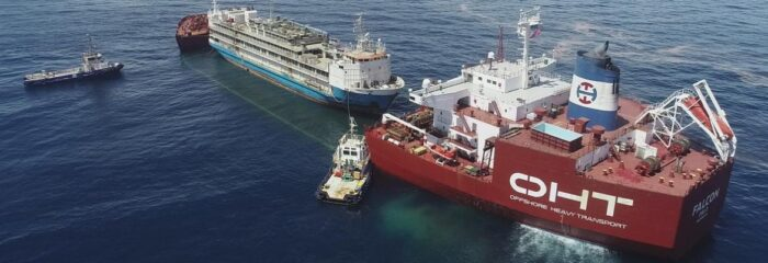 AMSA bans Barkly Pearl from Australian waters for two years