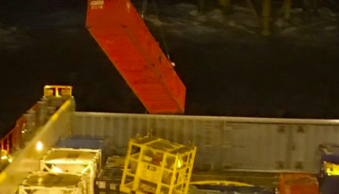 Lessons learned: Cargo snagging during lifting operations
