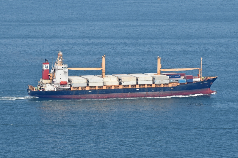 Pacific International Lines to pay $3m fine over Guam spill