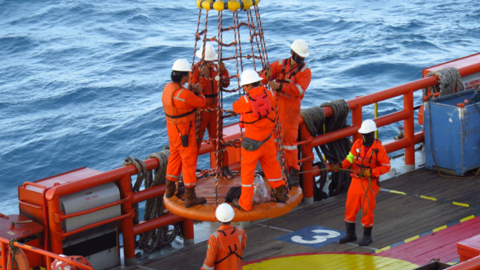Digital platform to improve the emotional well-being of seafarers